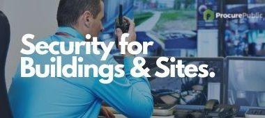 Security Services & Equipment Framework