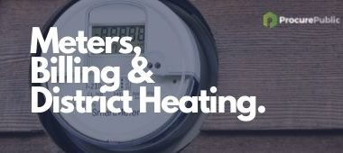 Meters, Billing & District Heating Framework