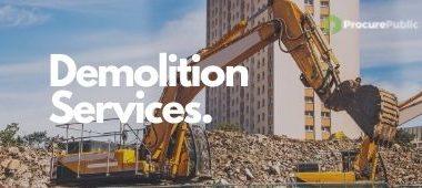 Demolition Framework