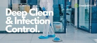 Deep clean & Infection control Framework