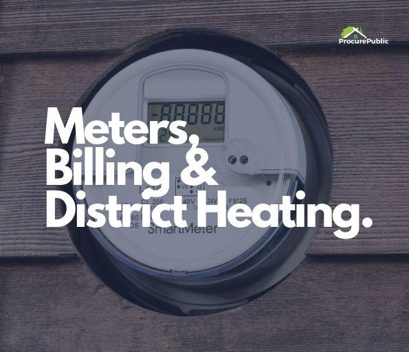 Meters, Billing & District Heating