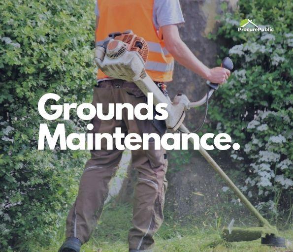 Grounds Maintenance Framework