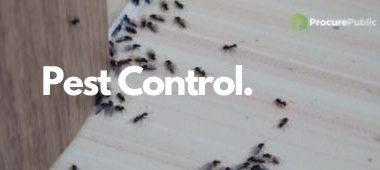 Pest Control Framework