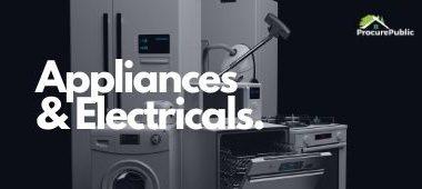 Appliances & Electricals Framework