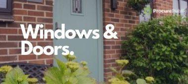 Windows & Doors Framework