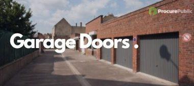 Garage Doors Framework