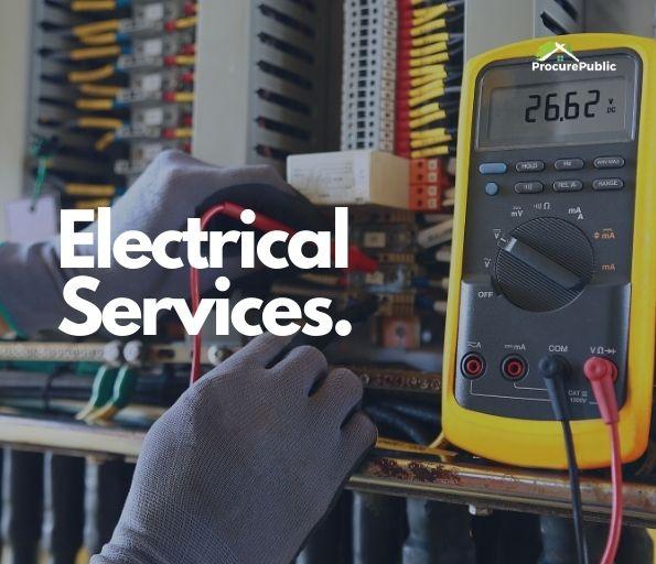 Electrical Services Framework